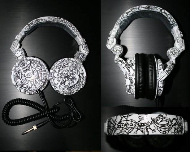 Custom cans headphones