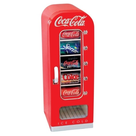 Koolatron mini vending machine