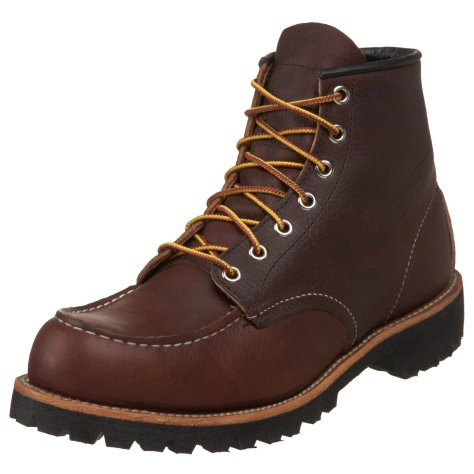 Red Wing Mens Heritage boots